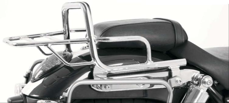 Thunderbird 1600 1700 Chrome Hepco Becker Rear Rack