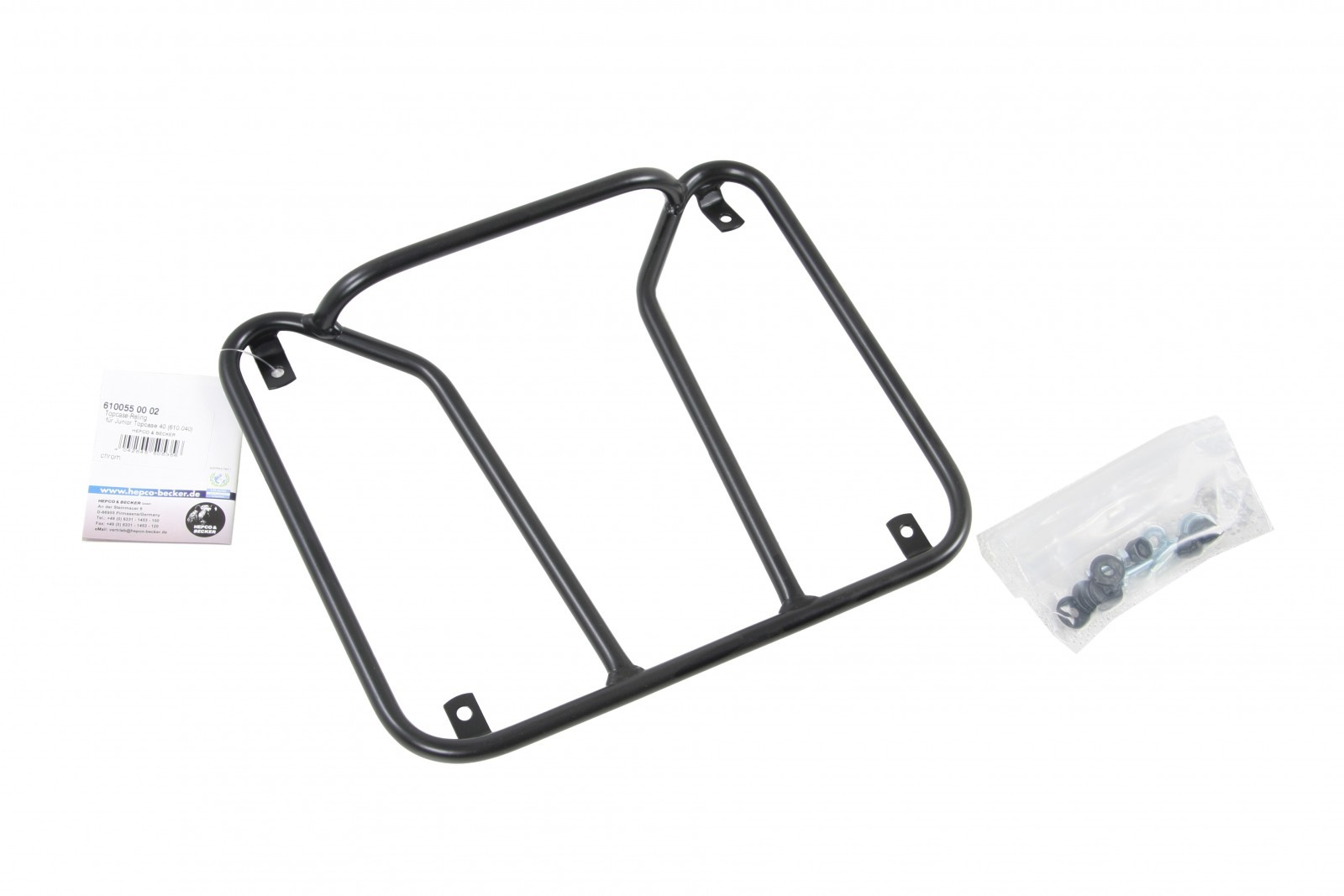 Hepco & Becker Railing For Junior Top Box 40L