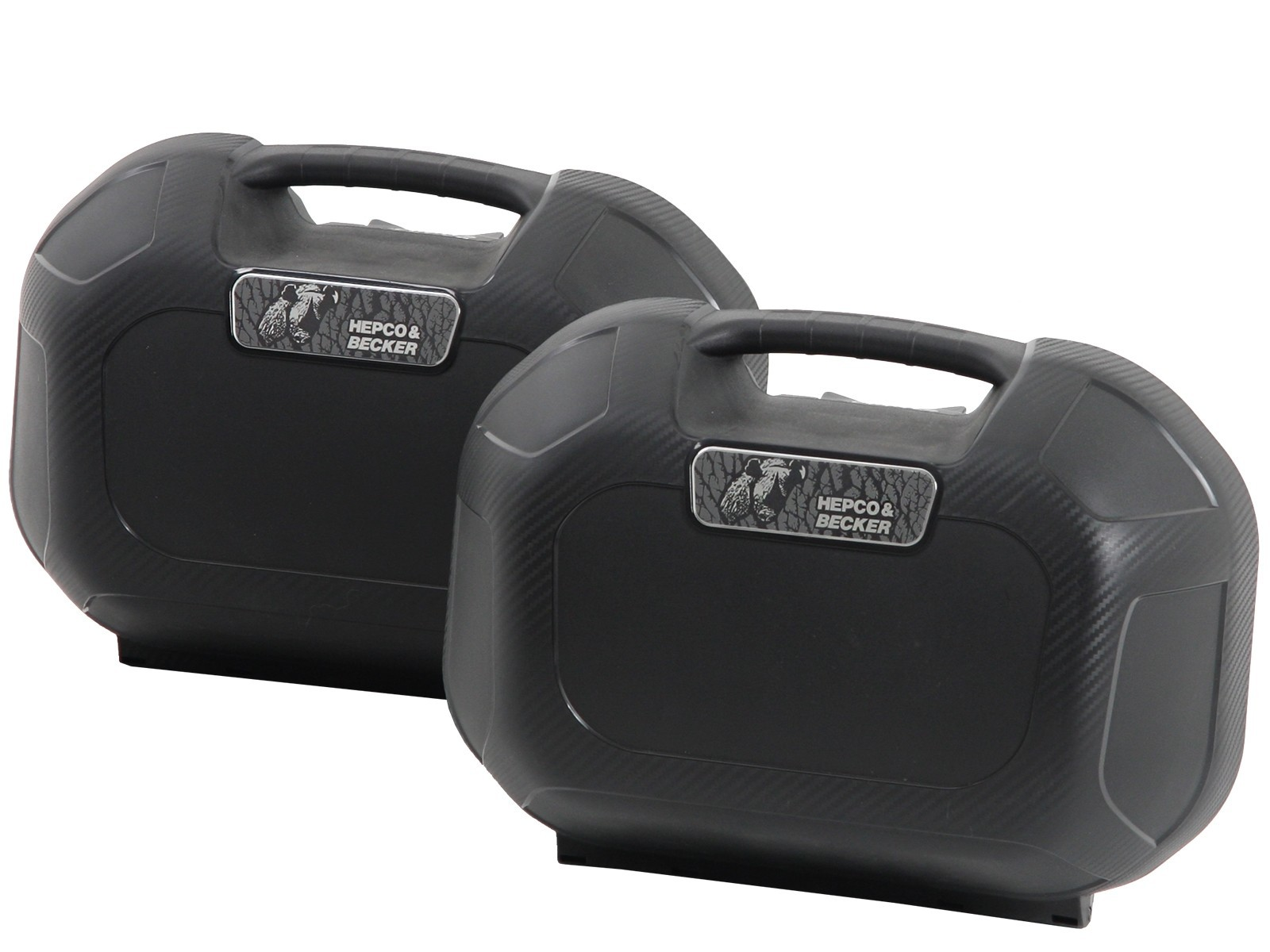 Hepco & Becker Orbit Sidecase Set for C-Bow Carrier