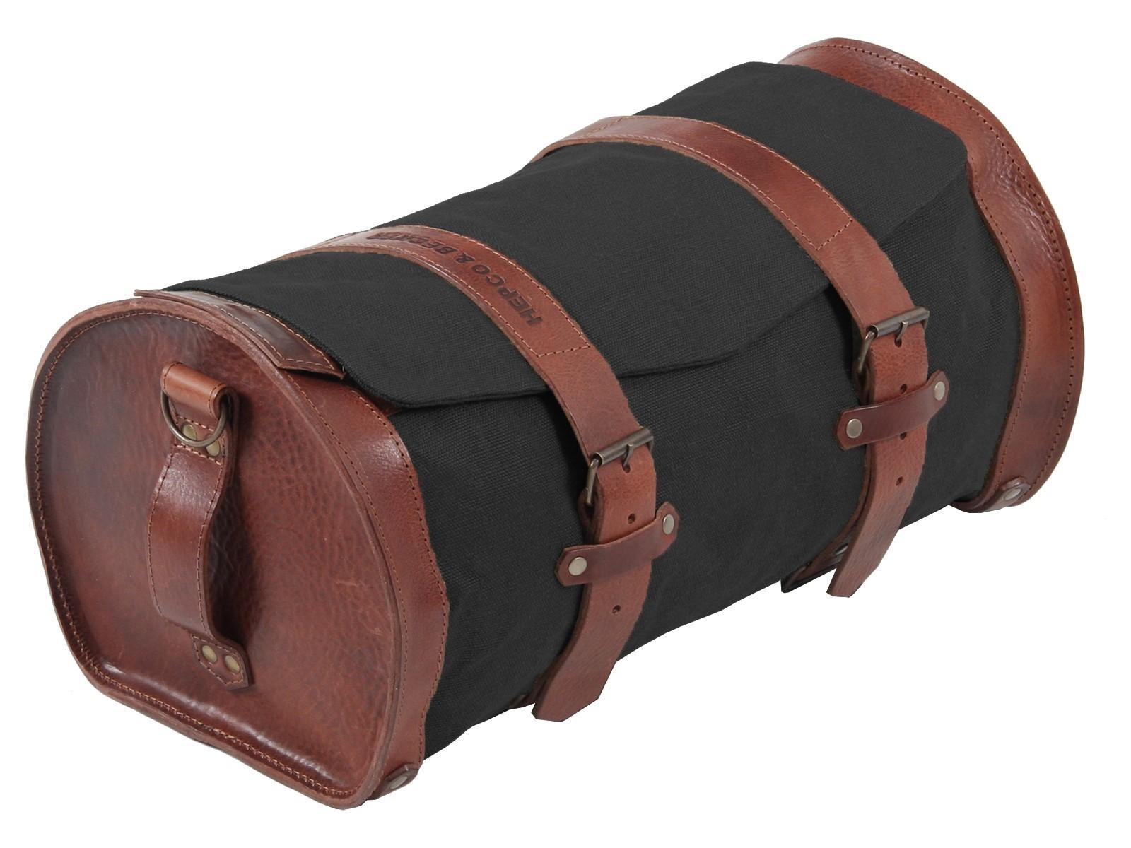 Hepco & Becker Legacy Rear Bag 28 ltr - Black