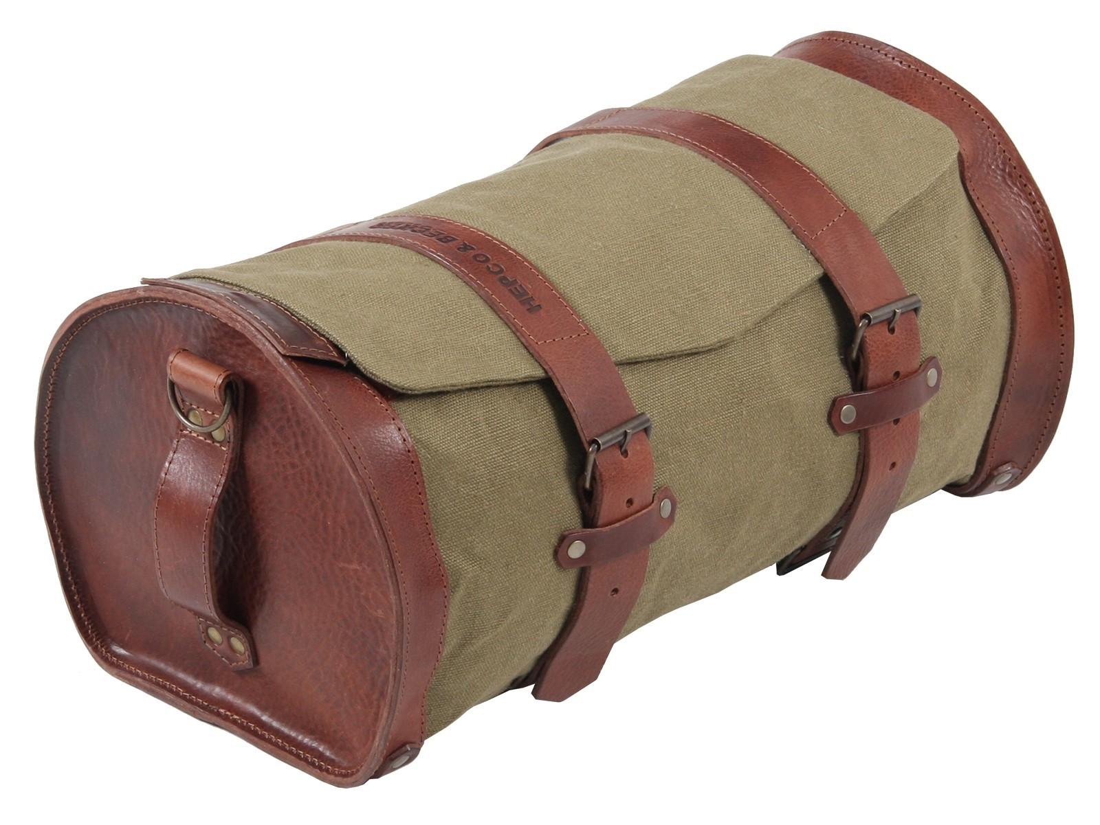 Hepco & Becker Legacy Rear Bag 28 ltr - Green