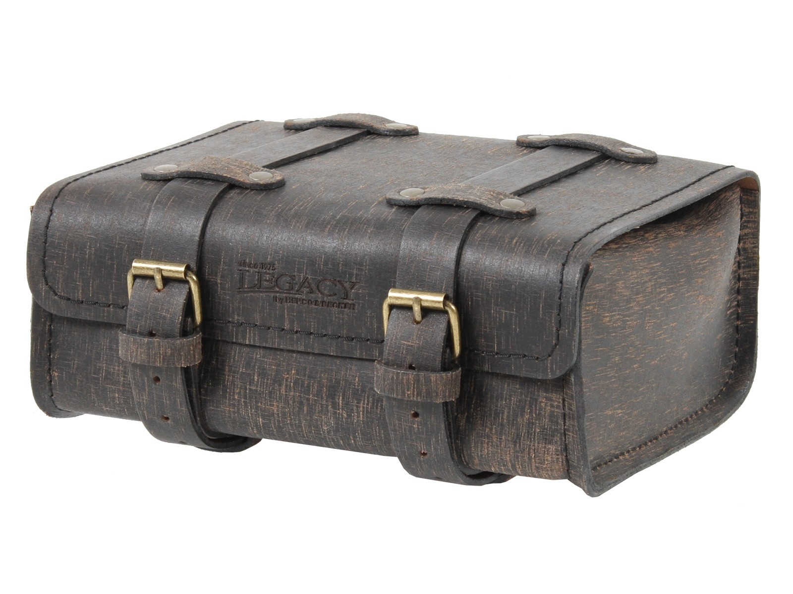 Hepco & Becker Legacy Rear Bag Leather - Rugged