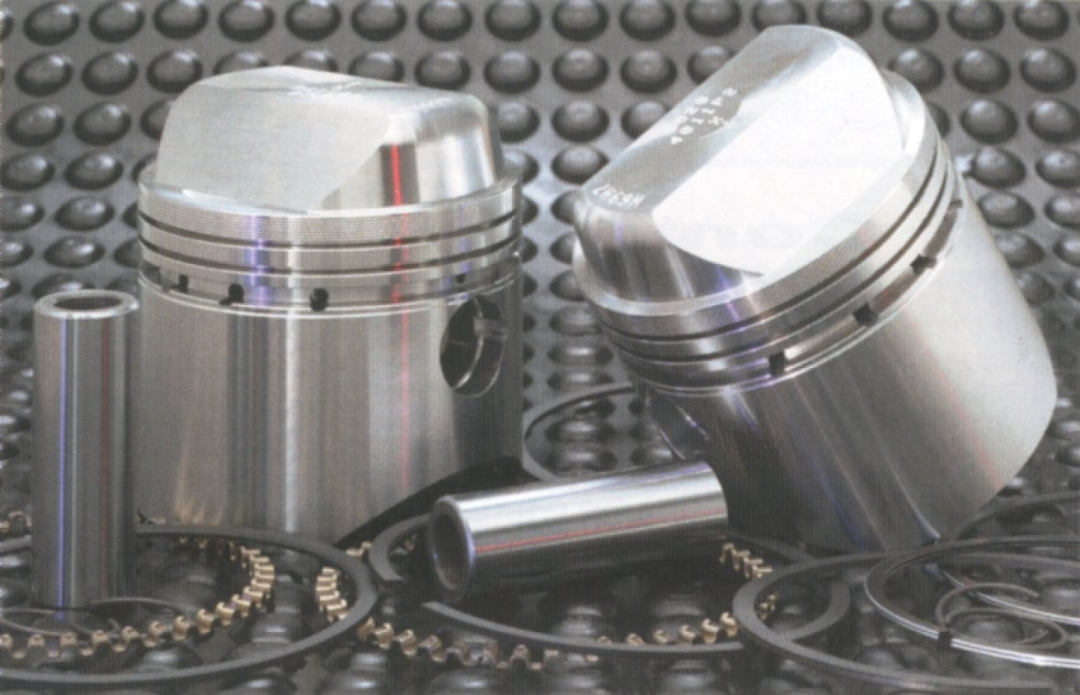 Wiseco Pistons Rings & More at Summit Racing