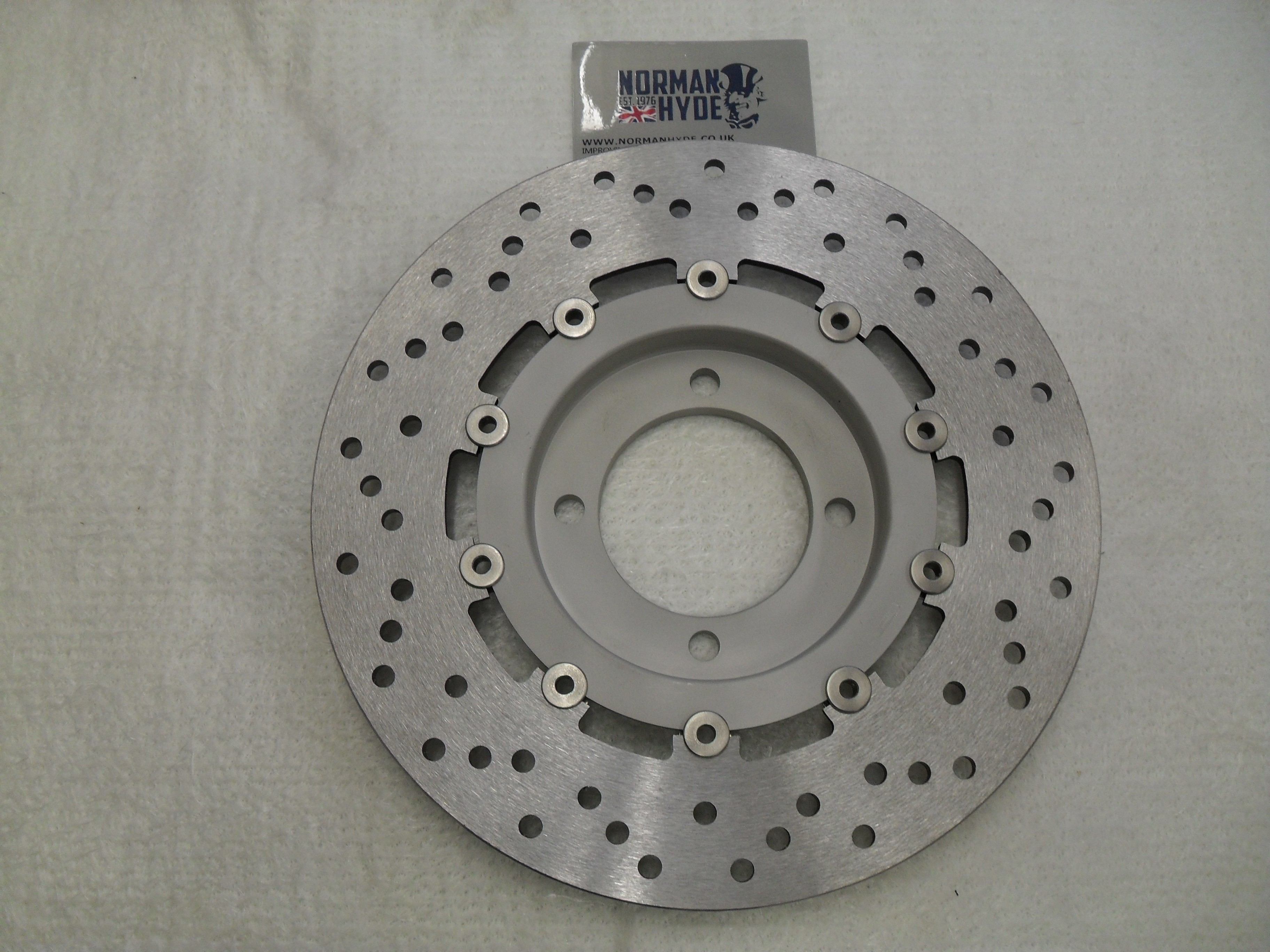 4 HOLE FLOATING DISC 10 INCH