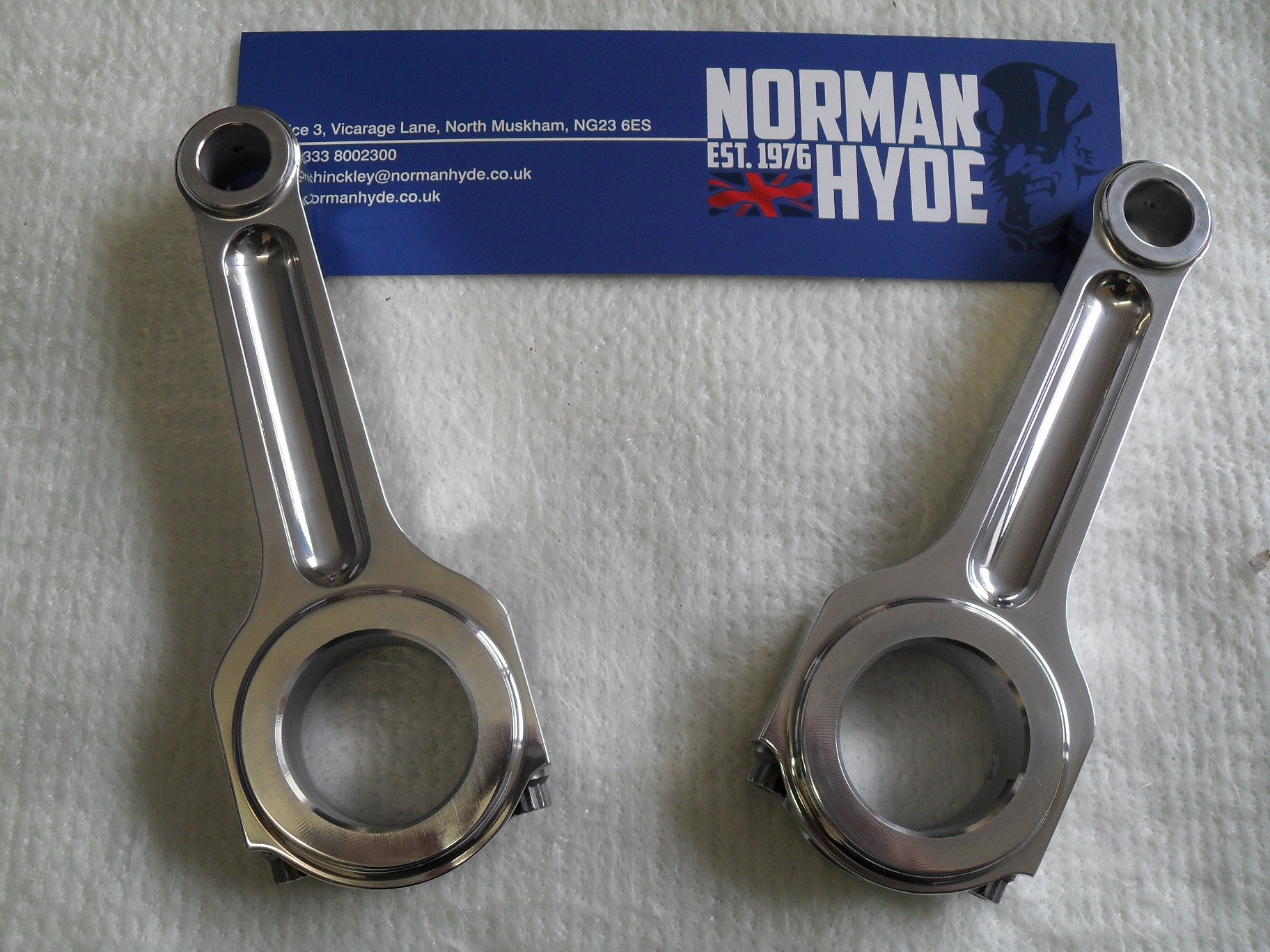 HI-STRENGTH CONNECTING ROD PAIR