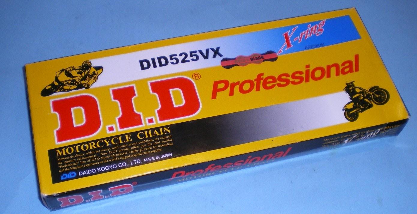 REAR CHAIN D.I.D. X-RING 106L