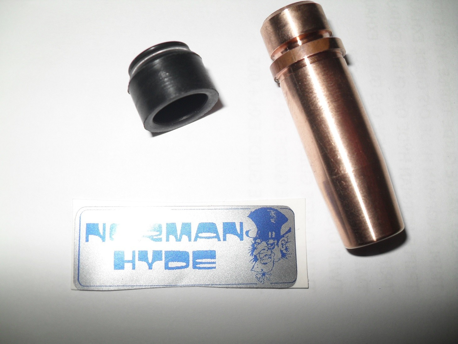 HYDE TWIN O/SIZE GUIDE INLET +.015 inc seal