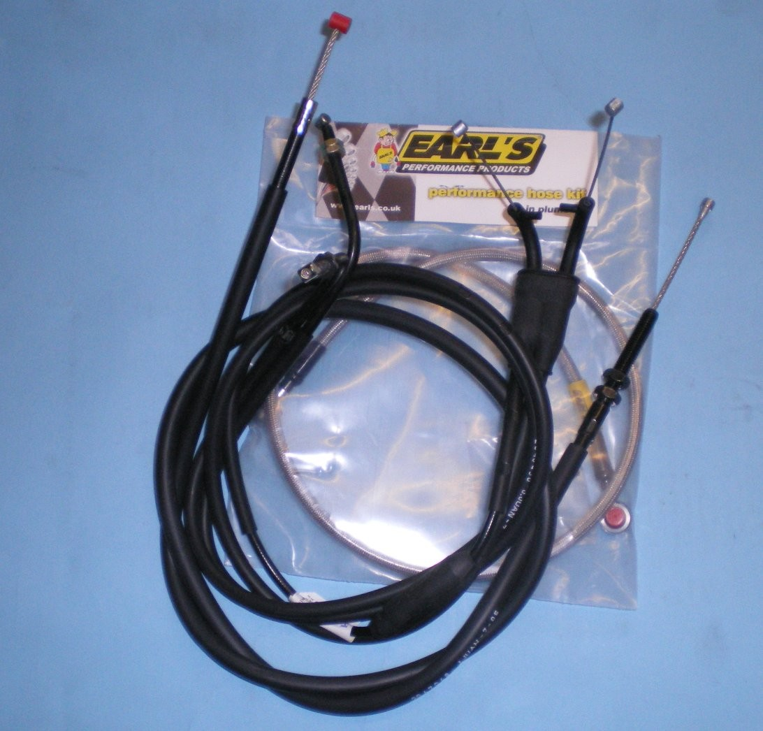 CABLE PACK FOR 7/8dia WESTERN BARS