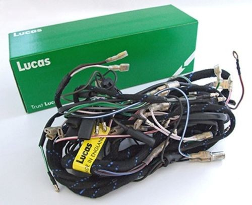 WIRING HARNESS T160 ALL YEARS