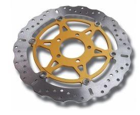 EBC contoured rotors