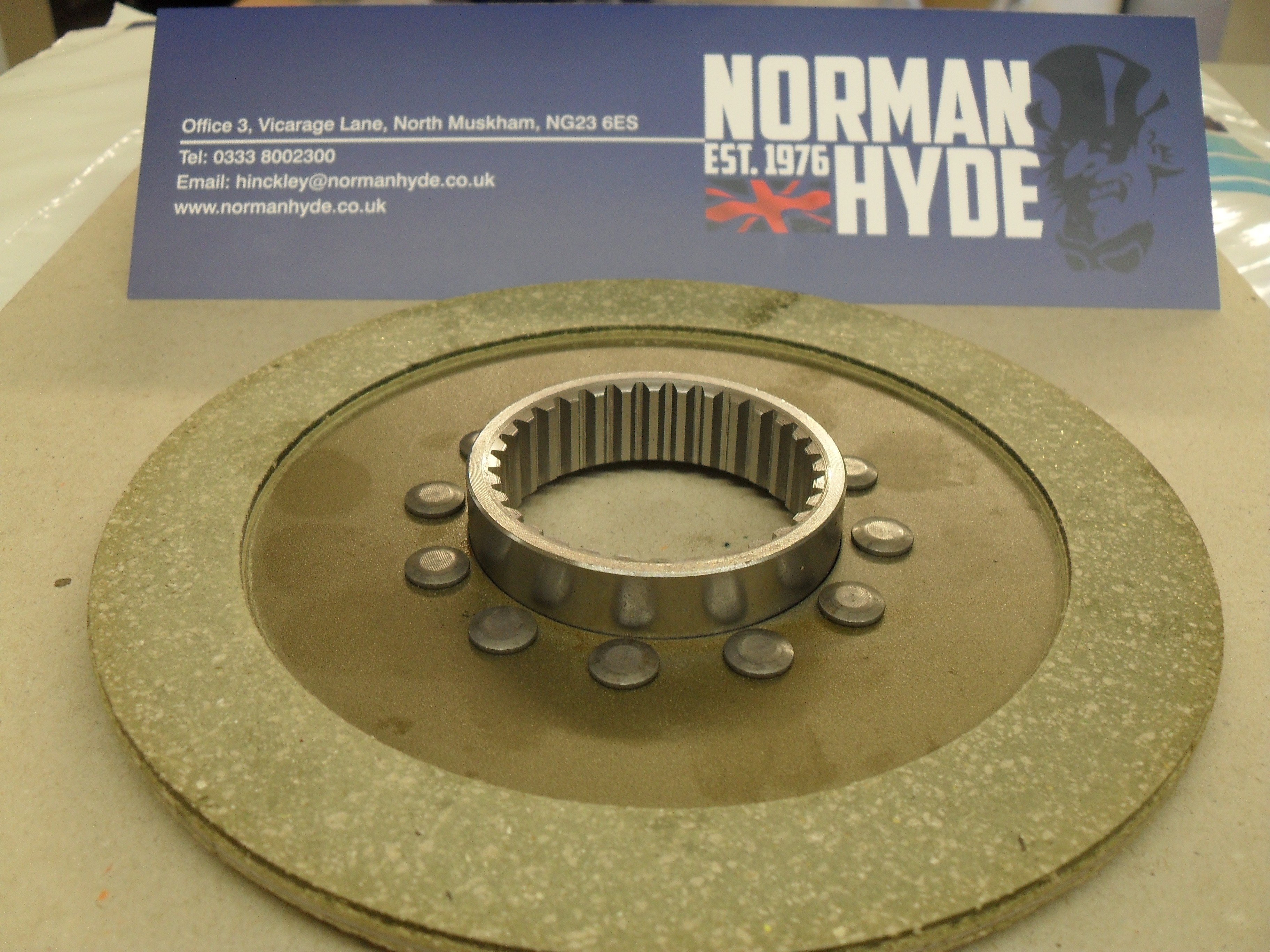 SURFLEX CLUTCH FOR T150 T160 AND BSA A75