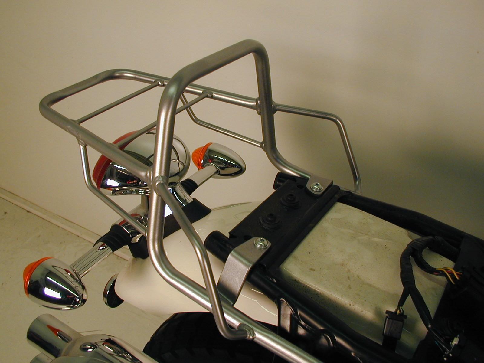 Hepco & Becker Thruxton & Scrambler (2004-15) Rear Rack - Chrome