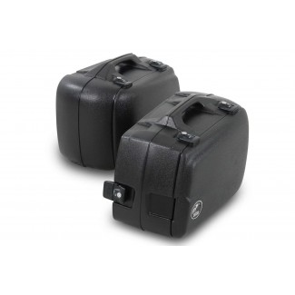 Hepco & Becker Junior 40L Panniers - Pair