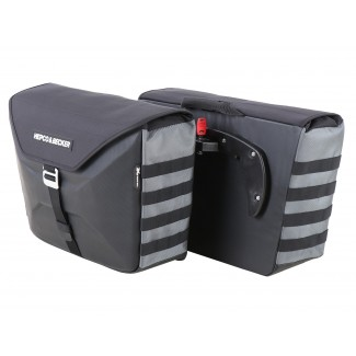 Hepco & Becker XTravel Pannier Bags for C-Bow Sidecarriers