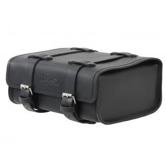 Hepco & Becker Legacy Rear Bag Leather - Black