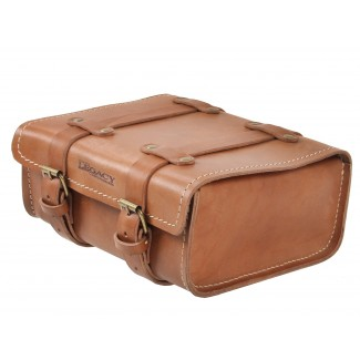 Hepco & Becker Legacy Rear Bag Leather - Brown