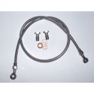 STAINLESS STEEL REAR  BRAKE HOSE