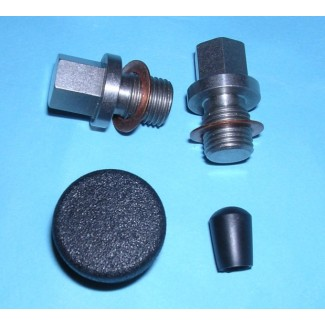 AIR INJECTION REMOVAL KIT