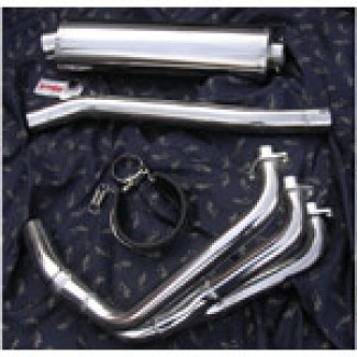 TRIDENT 750/900 SPRINT, TROPHY 900 STAINLESS RACE 3into1 SYSTEM
