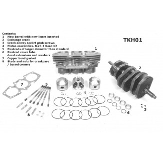 1000cc COMBINATION KIT ROAD