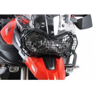 Triumph Tiger 800 800XC Headlight Grill by Krauser