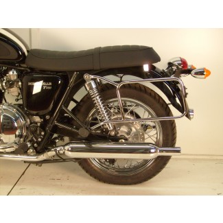 Hepco & Becker Pannier frames for Bonneville and T100 and SE 2000-2015