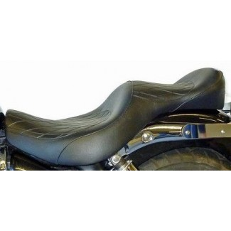 KING & QUEEN 1 GEL SEAT FOR America and Speedmaster to 2016.