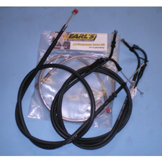 "CABLE AND HOSE PACK  PACK 1 INCH WESTERN BARS TO FIT ALL T100 AND BONNEVILLE WITH 1"" BARS 2000-2015"