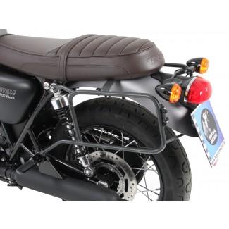 Triumph Bonneville T120 T100  2016 - Hepco Becker Pannier  Frames Black
