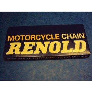 RENOLD REAR CHAIN STD.107L STANDARD T140