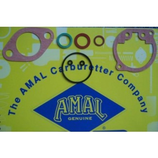 AMAL MK1 CARB. GASKET SET
