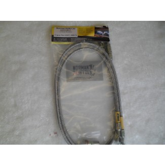 STAINLESS BRAKE HOSE KIT TWIN DISC UK