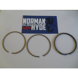 PISTON RING SET T140 +040