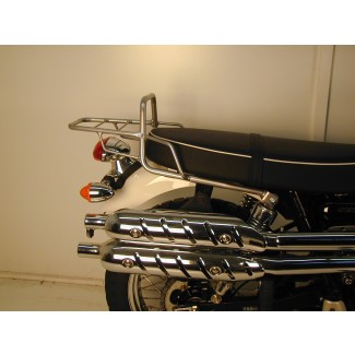 Hepco & Becker Thruxton & Scrambler (2004-15) Rear Rack - Chrome