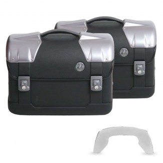 Hepco & Becker Strayker Panniers (Pair) for C-Bow Sidecarriers