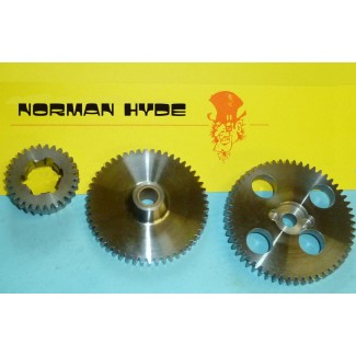 HYDE  TRIDENT OIL PUMP GEAR DRIVE SET