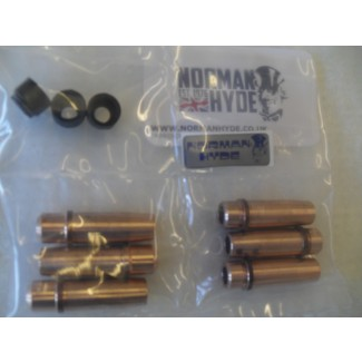 HYDE TRIPLE VALVE GUIDES & SEALS HYDE KIT STANDARD